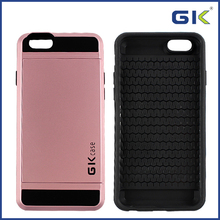 [GGIT] Luxury 3 in 1 Card Case For IPhone 6 Back Cover
