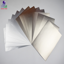 New Product Customized Design Printable Transparent metallized paper for packaging & printing