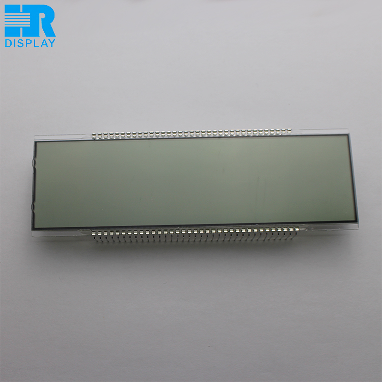 7 segment lcd display 6-digit lcd display TN lcd panel static driver single common 70pins