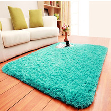 Hot-sell Parlour Living Room Hotel Floor Solid-color Carpet Rug Thick Kids Carpet