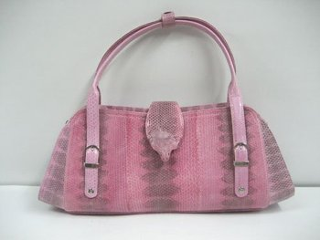 Leather Products Snake / Python Handbag, Crocodile Handbags