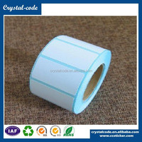 shipping label transfer wholesale rool shrink wrap direct thermal sticker