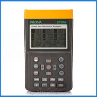 Power And Harmonics Analyzer PROVA-6830A With 3000A Current Clamp