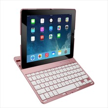 Slim Fit Back Shell Cover Hard Back Case Perfect Match keyboard for iPad 2/3/4