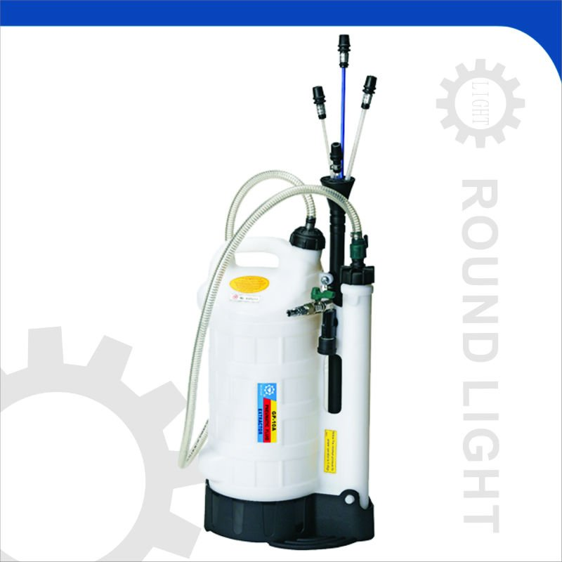 10L PNEUMATIC FLUID EXTRACTOR