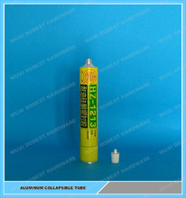 Empty Ointment Aluminum Packaging Collapsible Tube