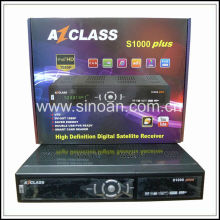 Nagra3 Receiver Azclass S1000 HD for South America