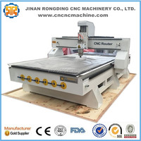 Heavy duty 3 axis cnc router machine/3d cnc wood milling machine