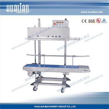 HUALIAN 2017 Band Sealer With Head Adjustable