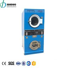 25kg electric heating coin washing machine