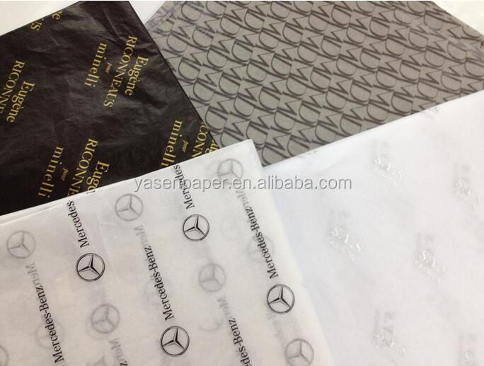 17 gsm Thin tissue paper for shoe box shoe wrapping
