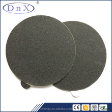 Silicon Carbide Waterproof Black Adhesive Abrasive Paper Disc