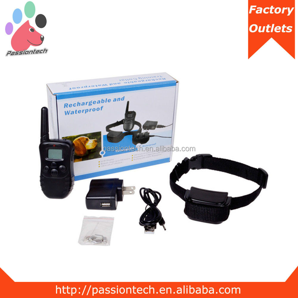 New Stylish Remote Control Dog Training Collar Wholesale 998DR