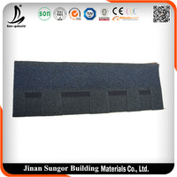 Best price roof tile asphalt shingle sheets factory in China
