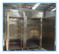 Automatic Meat Smoking Machine /Smoke House