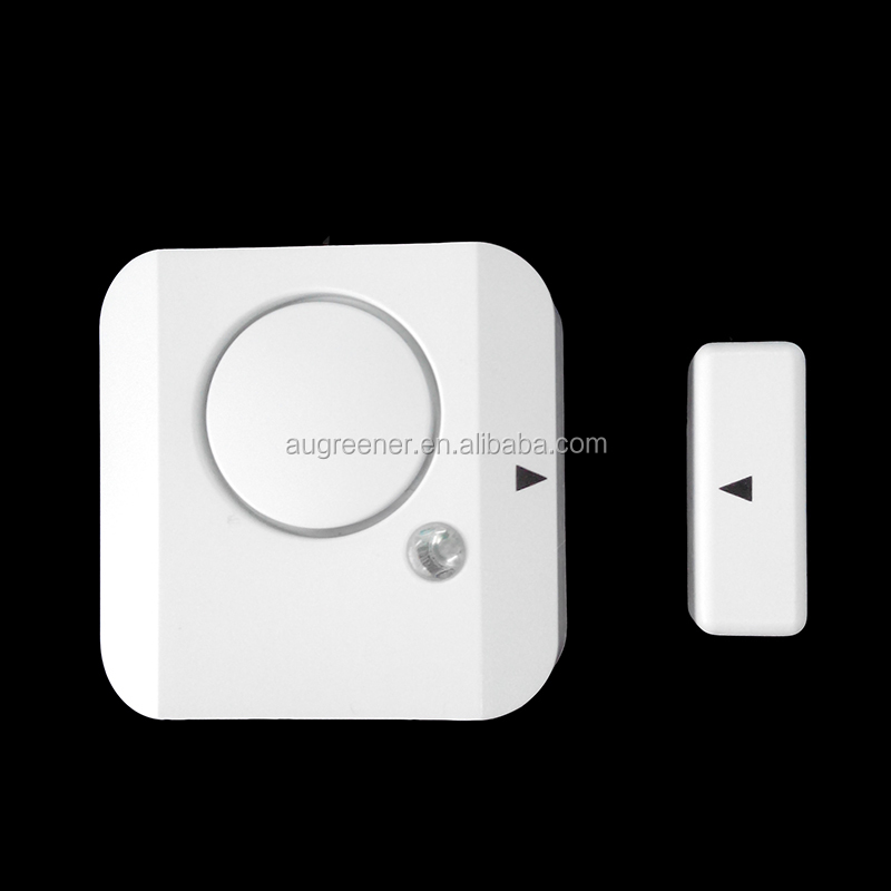 Magnetic door sensor alarm when door opened alarm