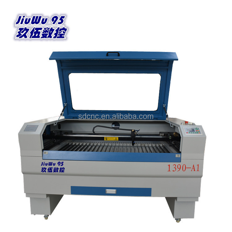 2018 High Performance CO2 Paper Laser Cutter 80w For Nonmetal
