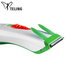 Latest design portable top quality rechargeable hair clipper,electric hair trimmer ,baby hair clipper