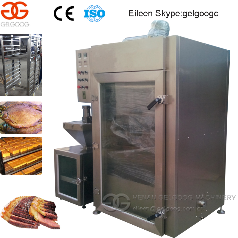 Meat Drying Chamber Industrial Sausage Smoke Machine