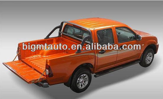 All Wheel Drive Doule Cabin 2.237L gasoline pickup for Africa