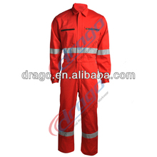 security protective clothing with FR reflective tapes