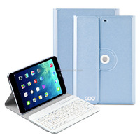wholesale tablet cover for ipad mini with bluetooth keyboard