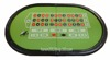 Casino roulette Foldable poker table top