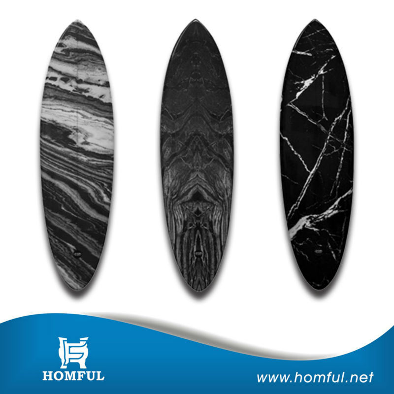 Marine Series PU/EPS fiberglass Motorized Surfboard