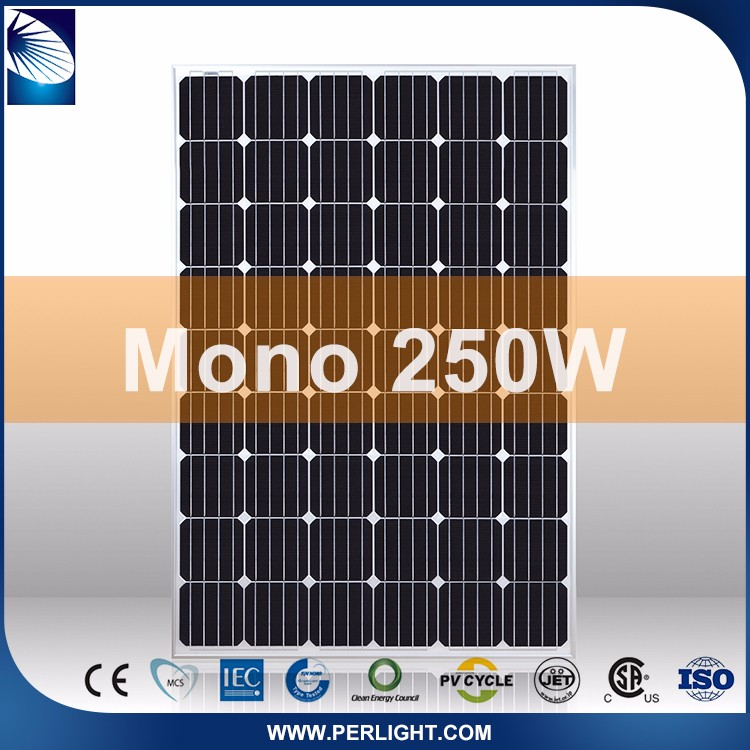 China Supplies Competitive Price roof solar panel