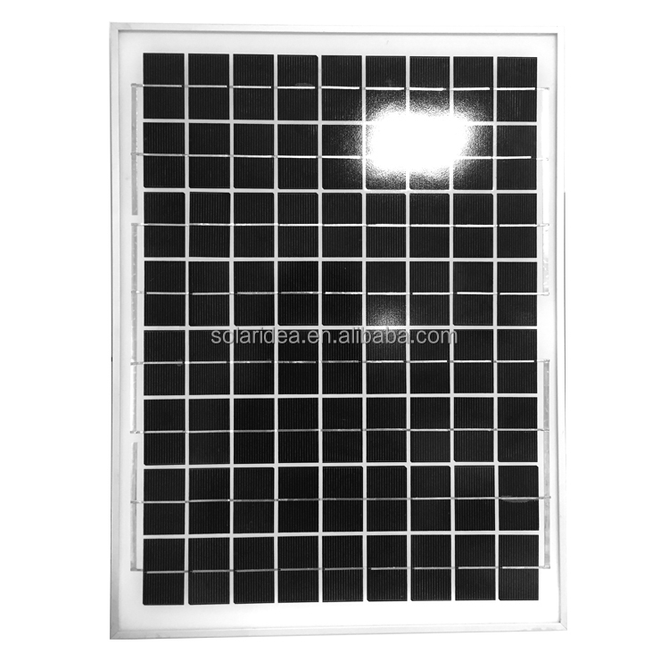 Good prices and high efficiency off-grid home system energy saving 500 watt solar panel