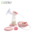 Rechargeable battery and BPA Free Electric Lactating Milk Breast Pump for Baby Nursing