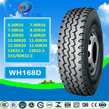 buy from china online truck tires 9.00R20 three line tire