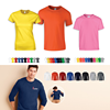 Advertising Fashional 100% Cotton T-shirt Printing