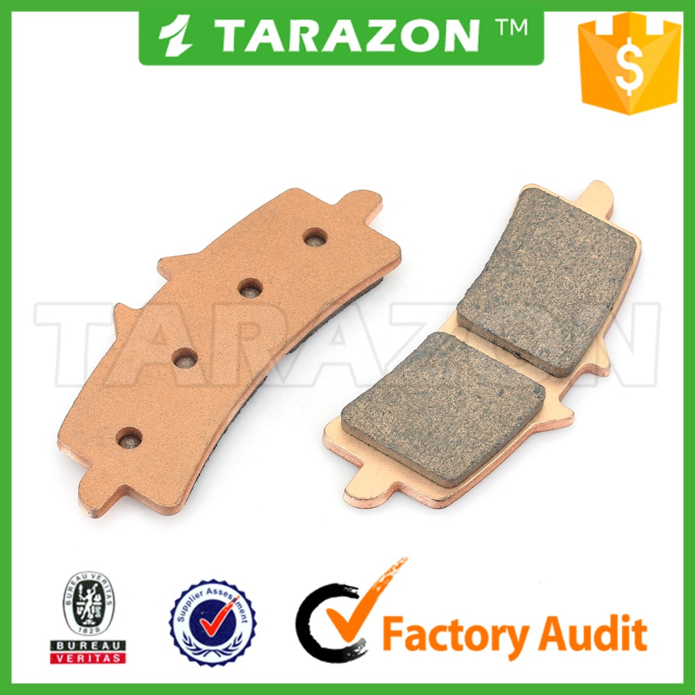 Motorcycle parts semimetal sinter brake pads for KTM