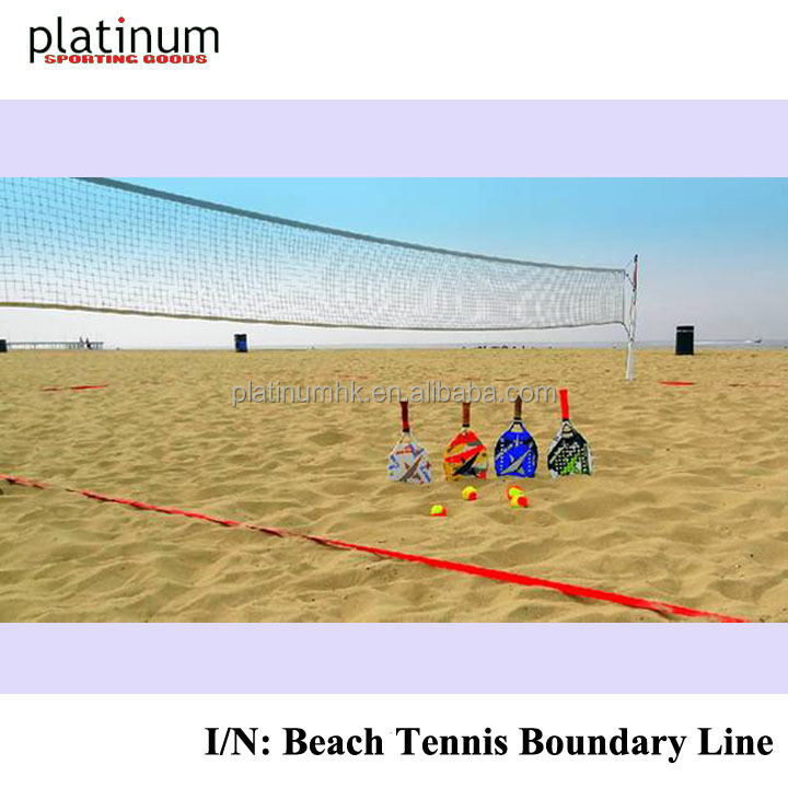 Beach Volleyball Boundary Line