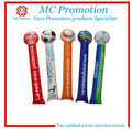 customized pe advertising inflatable cheering stick