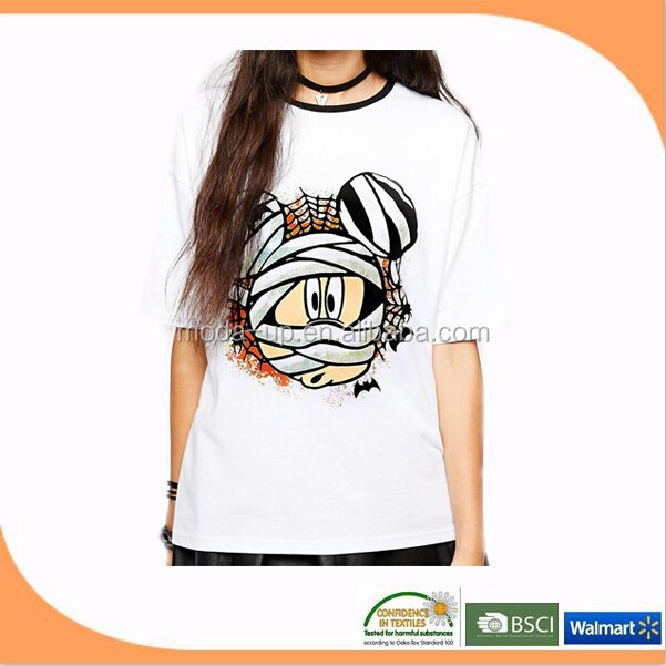 Mickey mouse t shirt for women, custom t shirt printing, t shirt wholesale china