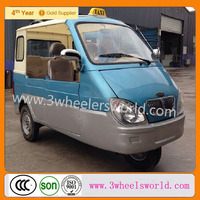 2014 new model three wheels passenger bicycle with CE certificate