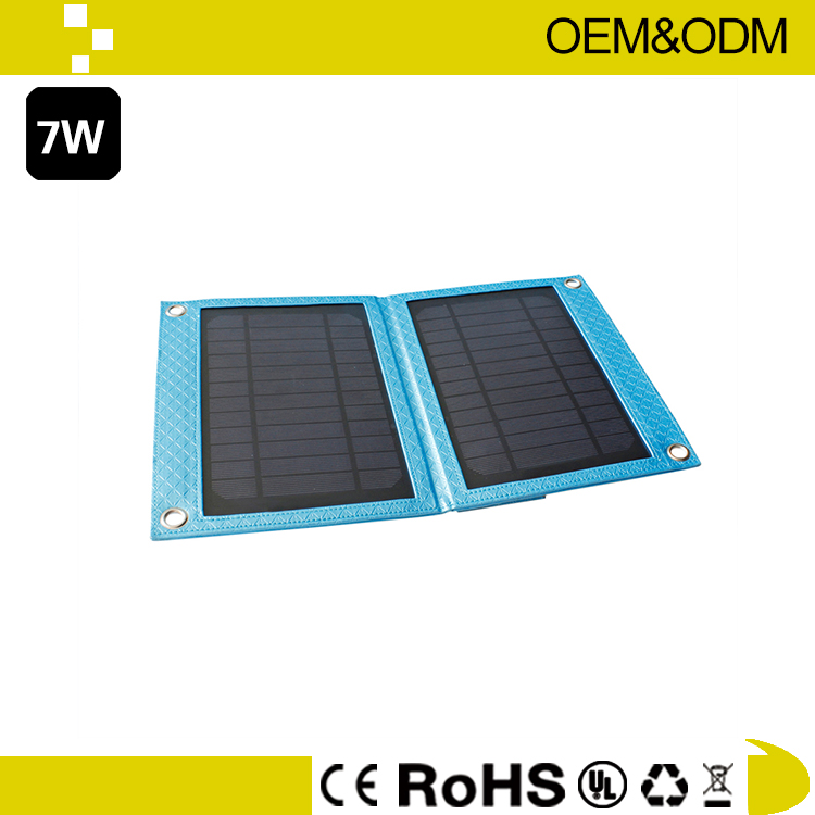 Portable outdoor solar card solar charger travel solar charger handphone battery charger
