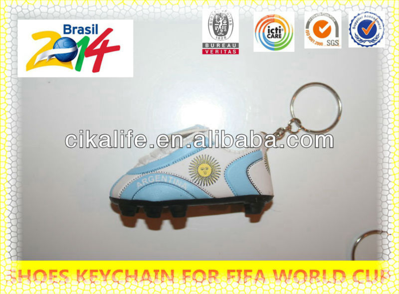 World cup 2014 travel agency promotion gift
