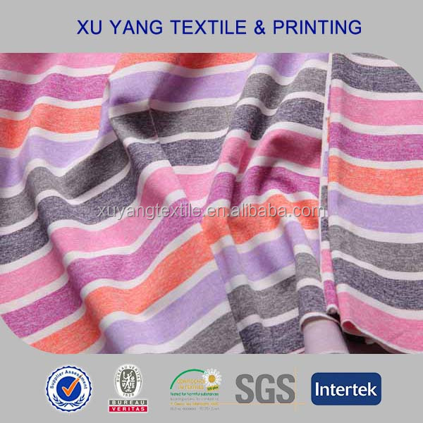 Free Sample Available Good Quality Heavy knitted spandex fabric