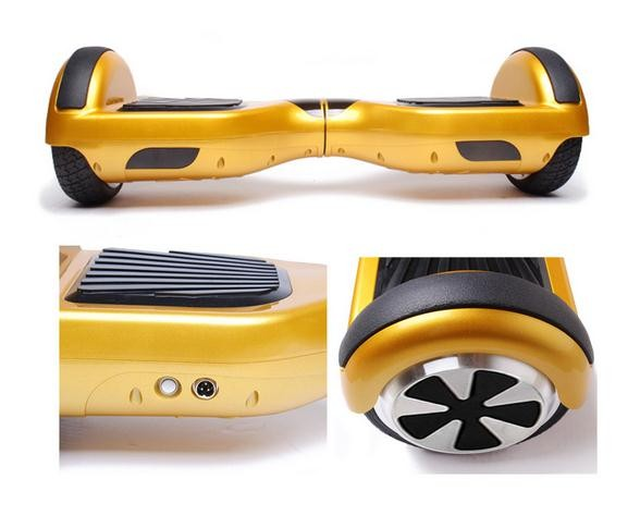 Chrome classic self balance scooter UL2272 two wheels hoverboard