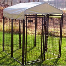 Stainless Steel welded dog cage