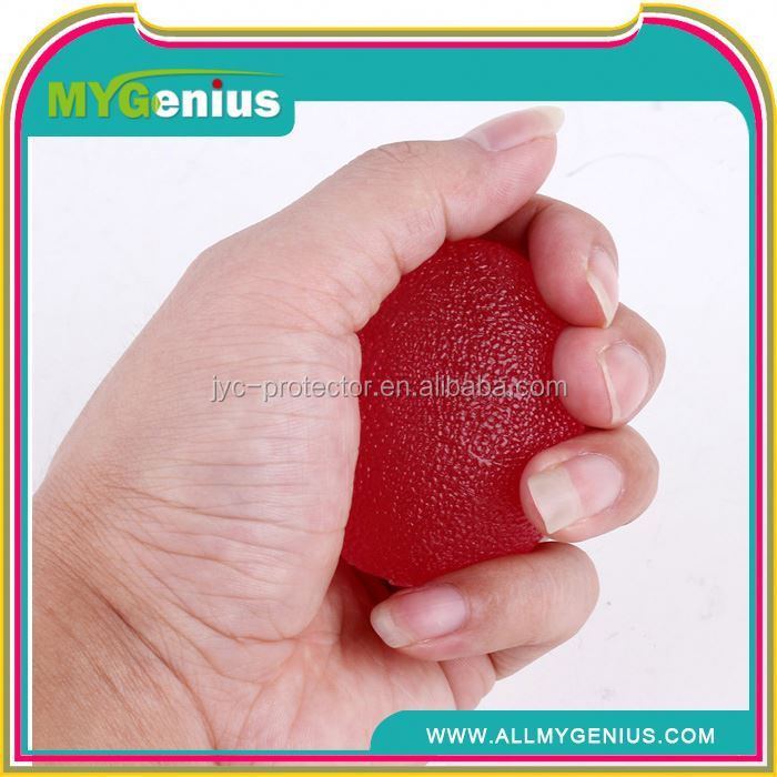 modern jelly ball ,Y051, egg stressball hand finger exercise stress relief ball toy