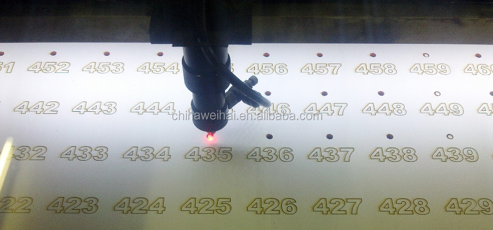 2016 Newest Acrylic Laser Cutting Service