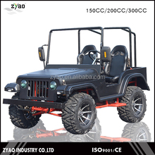 hot sale mini willys jeep/150cc kids jeep/mini jeep go kart for adults