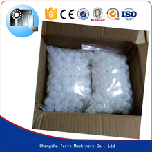transparent PP or Polypropylene hollow plastic water ball 20mm