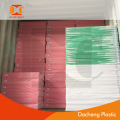 4x8 Polypropylene Corflute Sheet/ Board