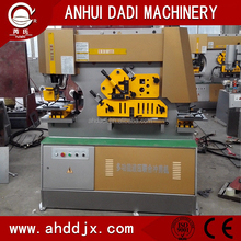 punching shearing&notching machine,unskilled iron worker,ironworker for export