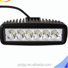 hot sale 18w 12v led tractor work light for car